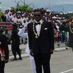 Carta al Presidente de Guinea Ecuatorial en paradero desconocido